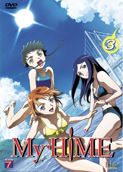 My Hime - Vol. 3 - DVD