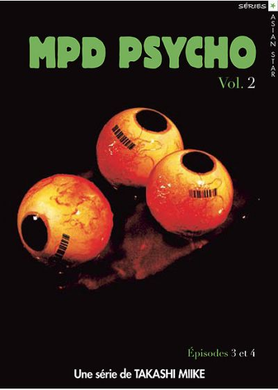 MPD Psycho - Vol. 2 - DVD
