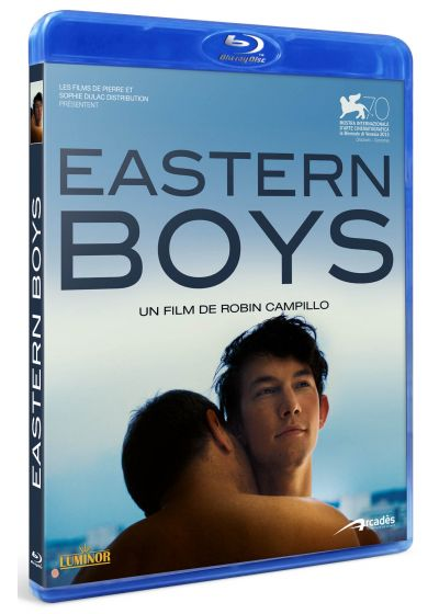 Eastern Boys - Blu-ray