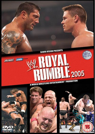 Royal Rumble 2005 (Ultimate Edition) - DVD