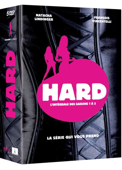 Hard - Saisons 1 à 3 - DVD
