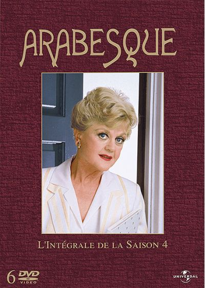 Arabesque - Saison 4 - DVD