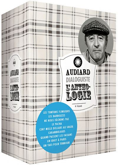 Michel Audiard dialoguiste - L'anthologie (1961-1968) (Pack) - DVD