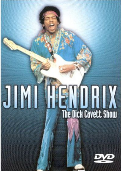 Hendrix, Jimi - The Dick Cavett Show - DVD