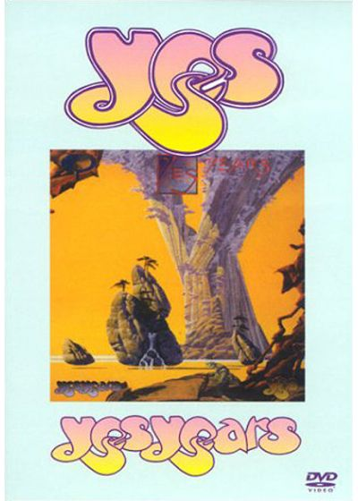 Yes - Yesyears - DVD