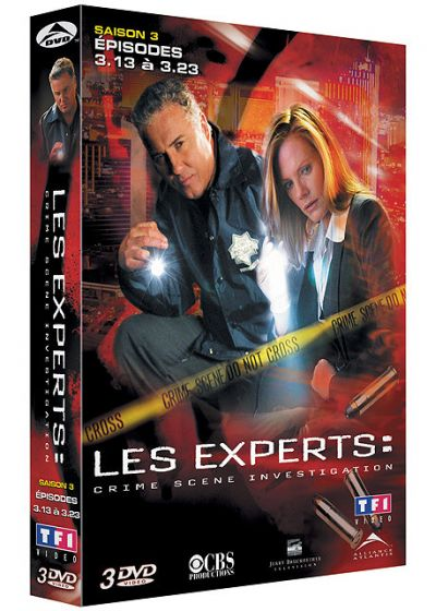 Les Experts - Saison 3 Vol. 2 - DVD