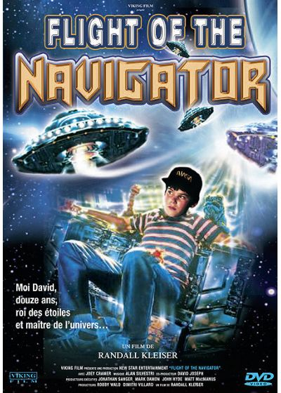 Flight of the Navigator - DVD