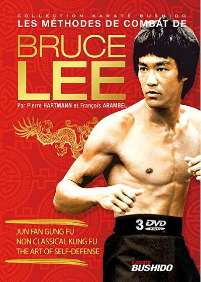 Méthodes de combat de Bruce Lee (Pack) - DVD