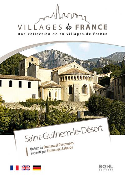 Villages de France volume 7 : Saint-Guilhem-le-Désert - DVD