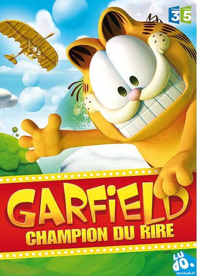 garfield champion du rire