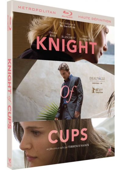 Knight of Cups (Édition Limitée) - Blu-ray