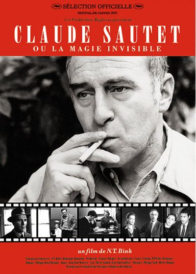 Claude Sautet ou la magie invisible - DVD