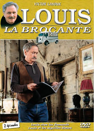 Louis la brocante - Vol. 21 - DVD