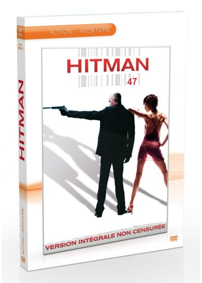 Hitman (Version intégrale non censurée) - DVD