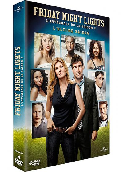 Friday Night Lights - Saison 5 - DVD