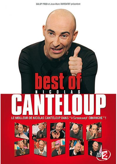 Canteloup, Nicolas - Best of - DVD