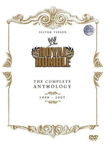 Royal Rumble  - The Complete Anthology 1987 - 2007 (Édition Collector) - DVD