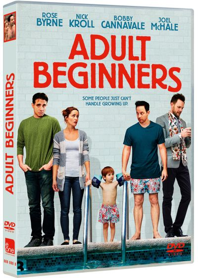 Adult Beginners - DVD