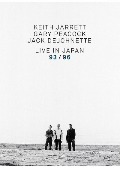 Jarret, Keith - Keith Jarret, Gary Peacock, Jack Dejohnette - Live in Japan 93 / 96 - DVD