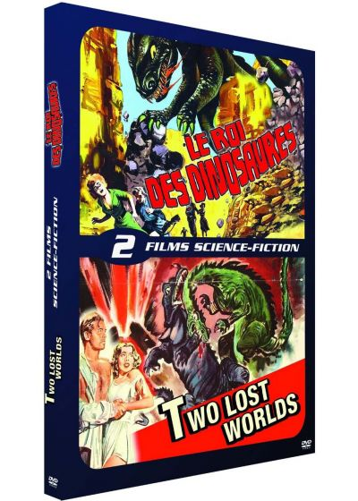 Le Roi des dinosaures + Two Lost Worlds - DVD
