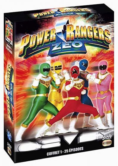 Power Rangers : Zeo - DVD