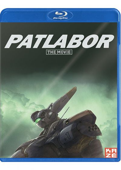 Patlabor 1 : The Movie - Blu-ray