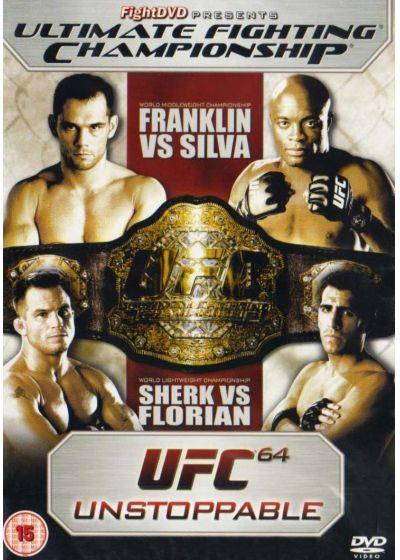 UFC 64 : Unstoppable - DVD
