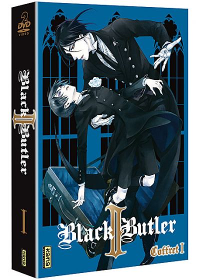 Black Butler II - Coffret 1 - DVD