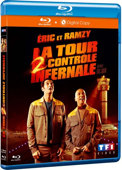 La Tour 2 contrôle infernale (Blu-ray + Copie digitale) - Blu-ray