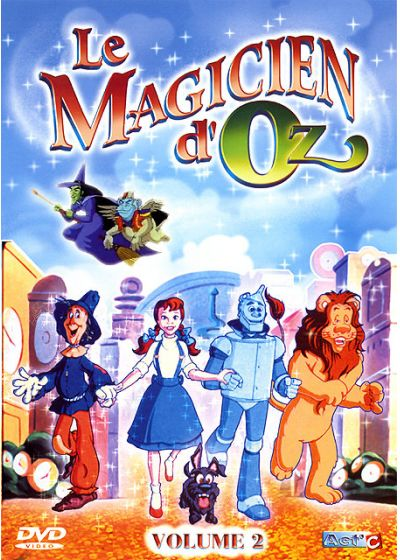 Le Magicien d'Oz - Volume 2 - DVD