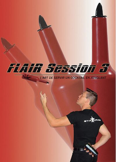 Flair Session 3 - L'art de servir un cocktail en jonglant - DVD