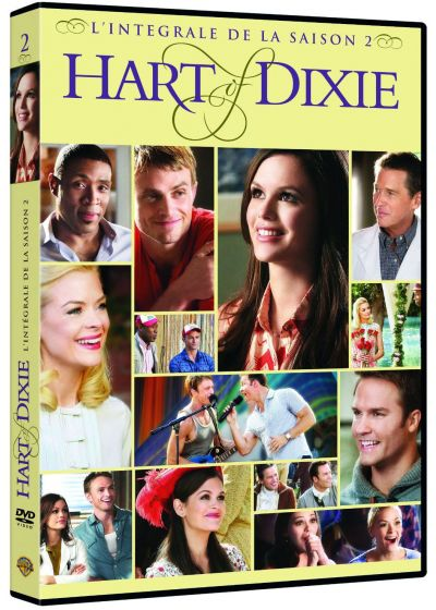 Hart of Dixie - Saison 2 - DVD