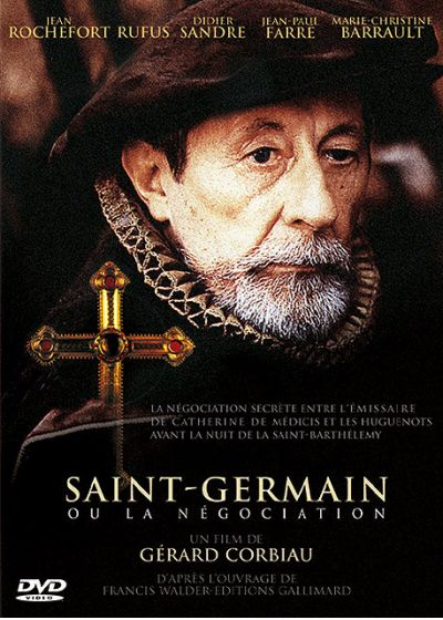 Saint-Germain ou la négociation - DVD