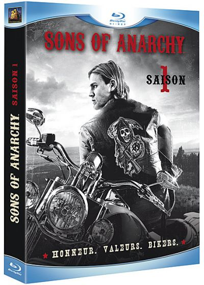 Sons of Anarchy - Saison 1 - Blu-ray