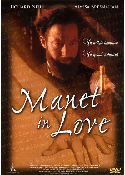 Manet in Love - DVD