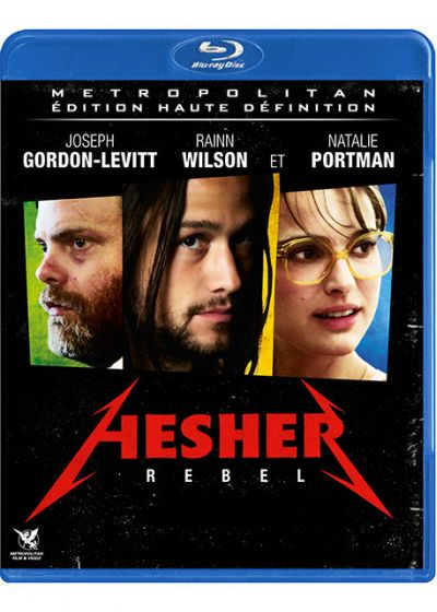 Hesher (Rebel) - Blu-ray