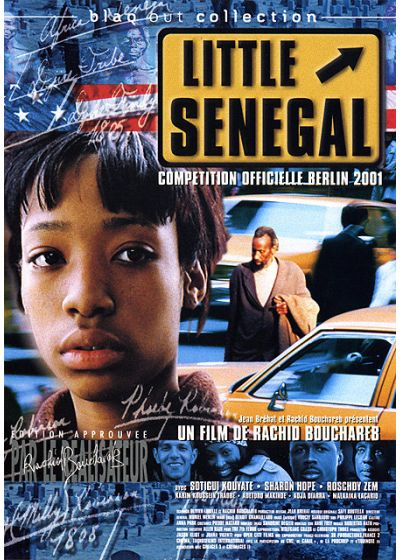 Little Senegal - DVD
