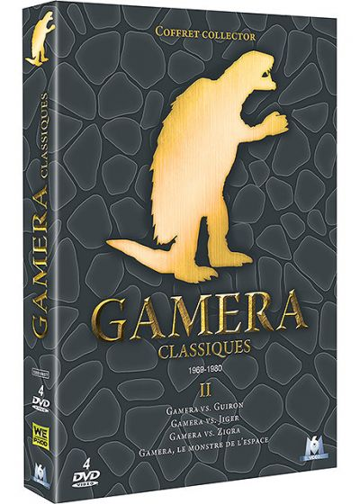 Gamera classiques - 1969-1980 - II (Édition Collector) - DVD