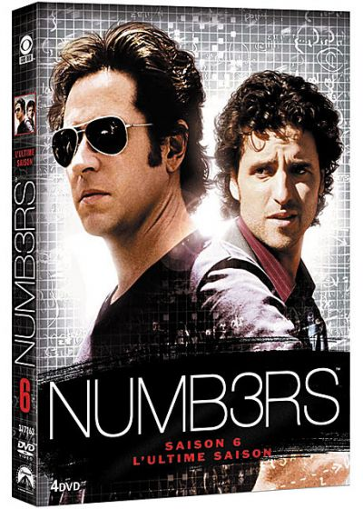 NUMB3RS - Saison 6 - DVD