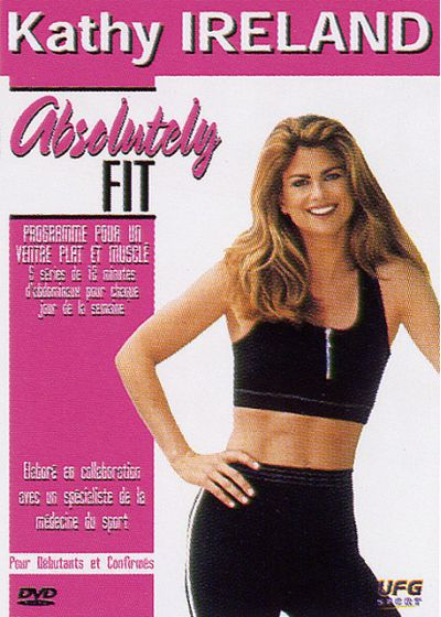 Kathy Ireland - Absolutely Fit - DVD