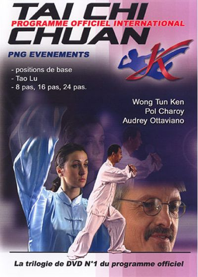 Taï Chi Chuan - Programe officiel international - DVD