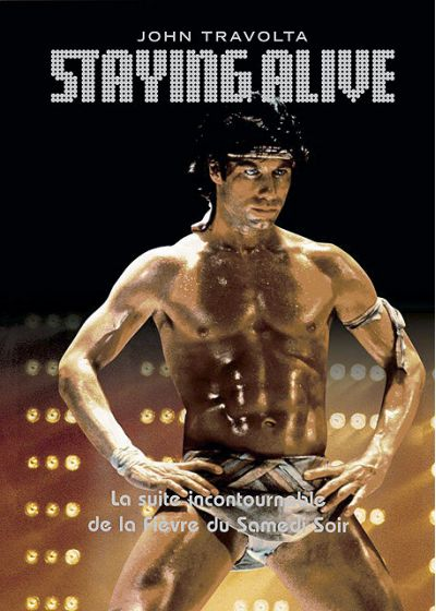 Staying Alive - DVD