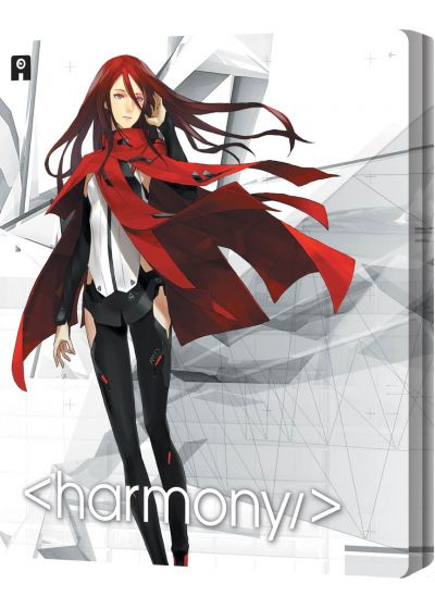 Project Itoh : <Harmony/> (Combo Blu-ray + DVD - Édition Collector boîtier SteelBook) - Blu-ray