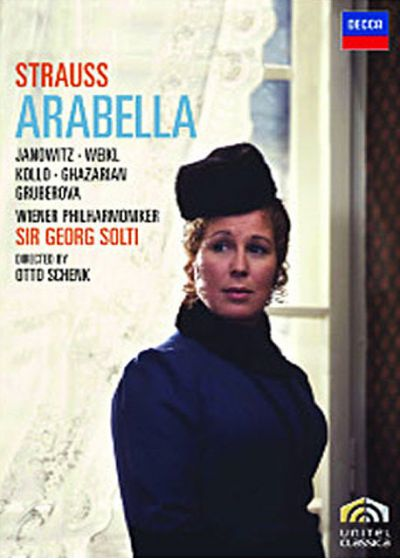Arabella - DVD