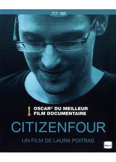 CitizenFour (Combo Blu-ray + DVD) - Blu-ray