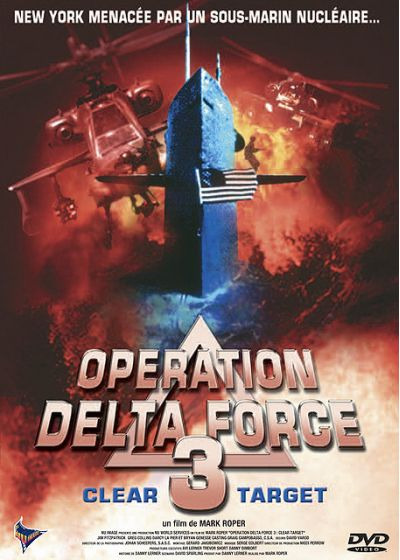 Operation Delta Force 3 - DVD