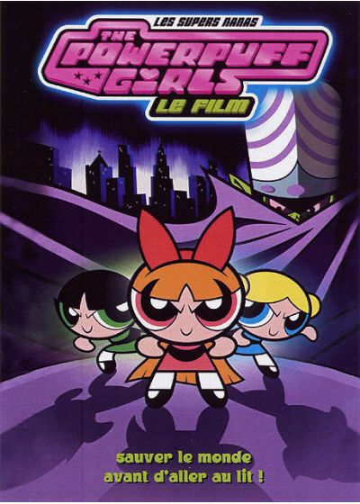 The Powerpuff Girls (Les Supers Nanas) - Le film - DVD