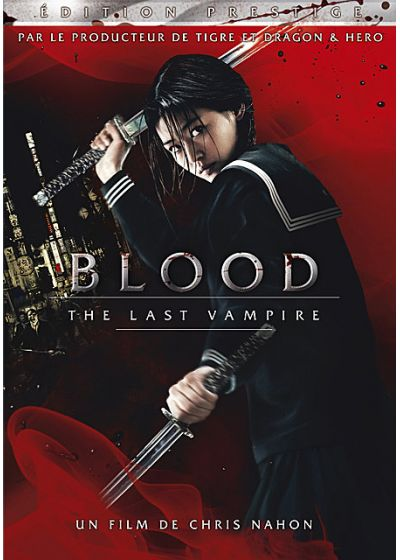 Blood - The Last Vampire : Le Film + L'anime (Édition Prestige) - DVD