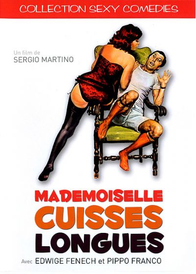 Mademoiselle cuisses longues - DVD