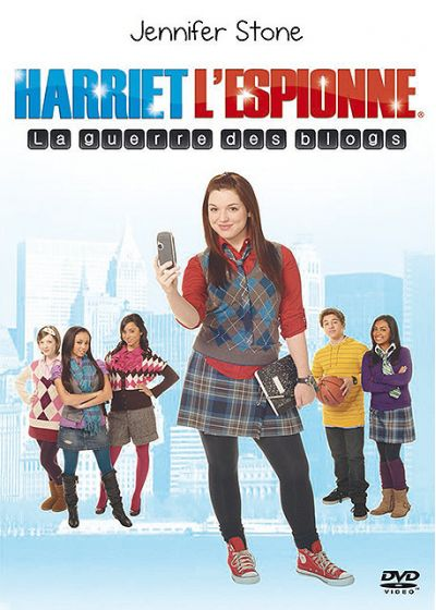 Harriet l'espionne : la guerre des blogs - DVD